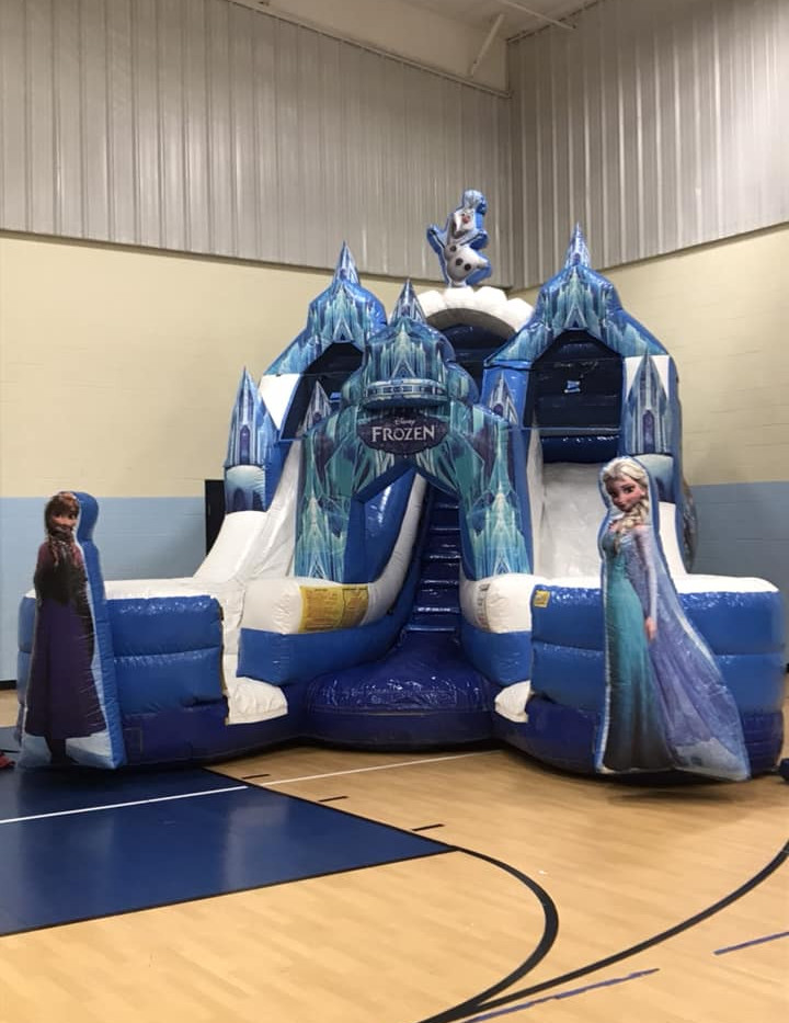 Frozen Double Slide