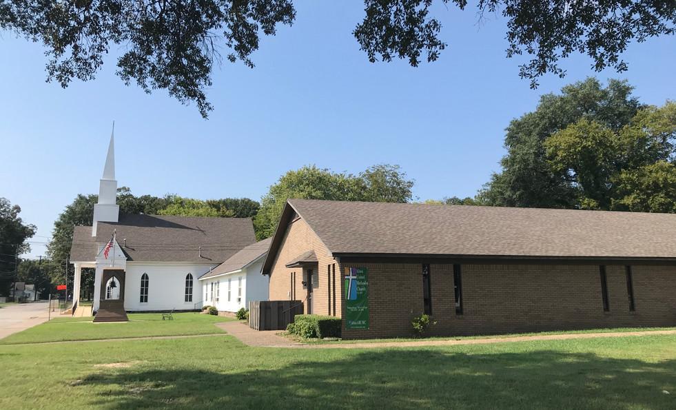 United Methodist Church | Alma United Methodist Church ... on