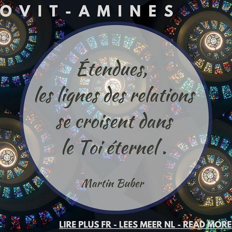 Covit-amines 14 : Martin Buber - FR-NL-ENG