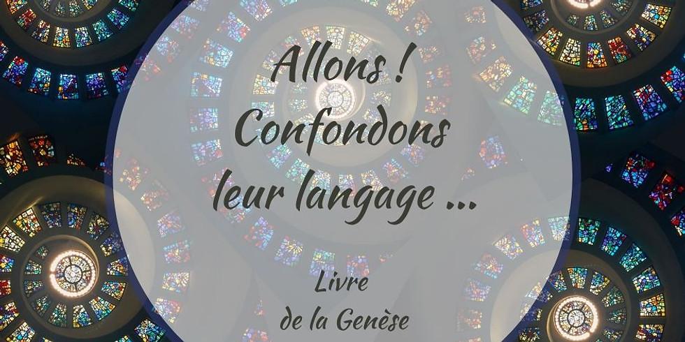 Covit-amines 11 : Livre de la Genèse - FR-NL-ENG