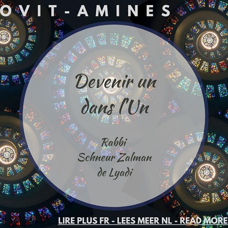 Covit-amines 10 : Rabbi Schneur Zalman de Lyadi - FR-NL-ENG (1)