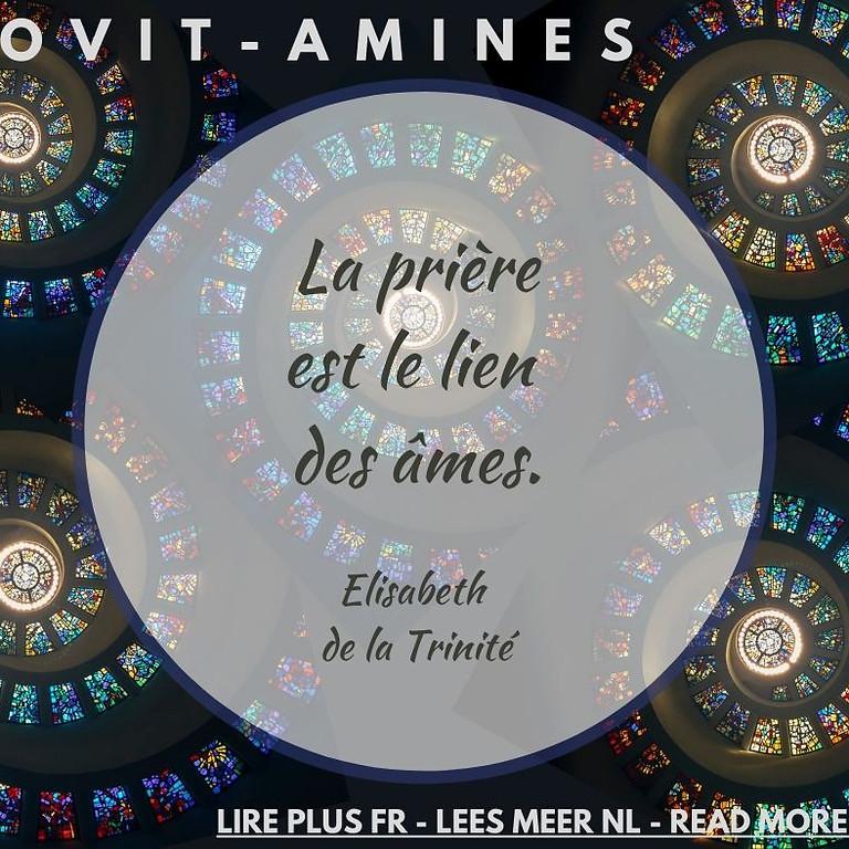 Covit-amines 13 : Elisabeth de la Trinité - FR-NL-ENG