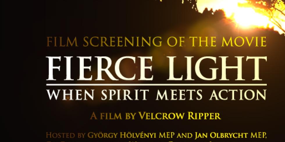 Cinéforum Fierce Light. When Spirit meets action au Parlement Européen