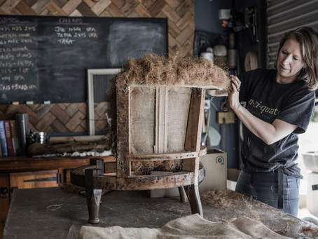 5 Top Tips for DIY Upholsterers