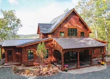 Custom Home on Squam Lake