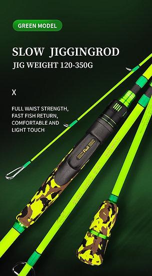 GooFish Green Slow Pitch PE 2-4