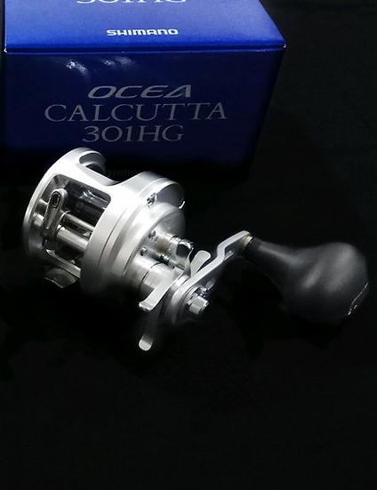 Shimano Ocea Calcuta 301 HG 6.1