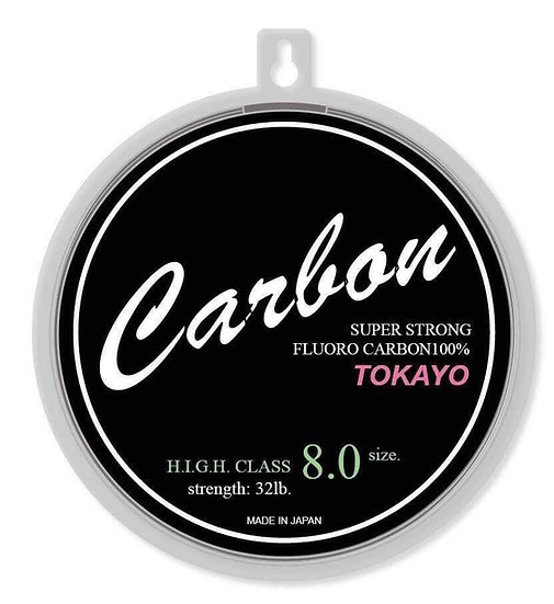 TOKAYO FLUORO CARBON LEADER LINE 50M