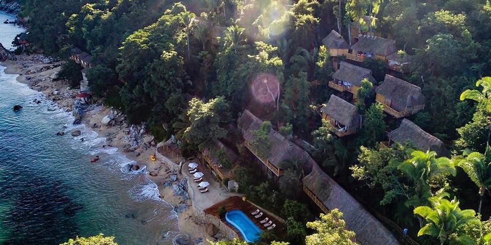 Take a Pause - A Yoga Retreat to Puerto Vallarta with Ben Kalra + Grace Millsap