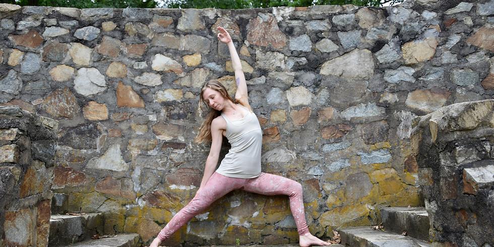 Yoga Asana + Mimosas