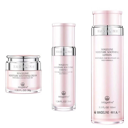 3-Piece Moisture Soothing System