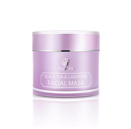 Mageline Black Tea and Lavender Facial Mask