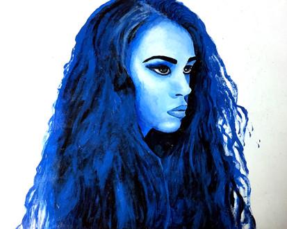 Blu Gurl