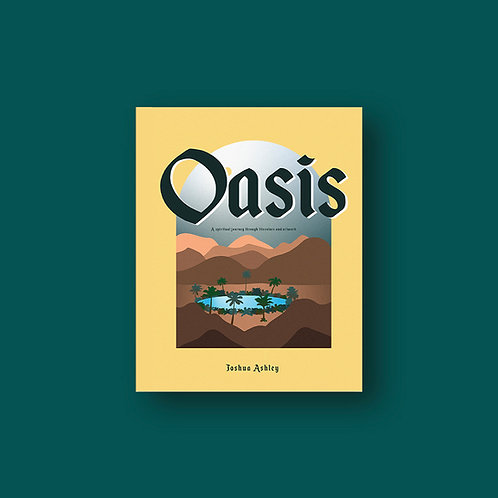 Oasis - Softcover