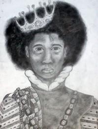 Self Portrait - Micheal Jackson