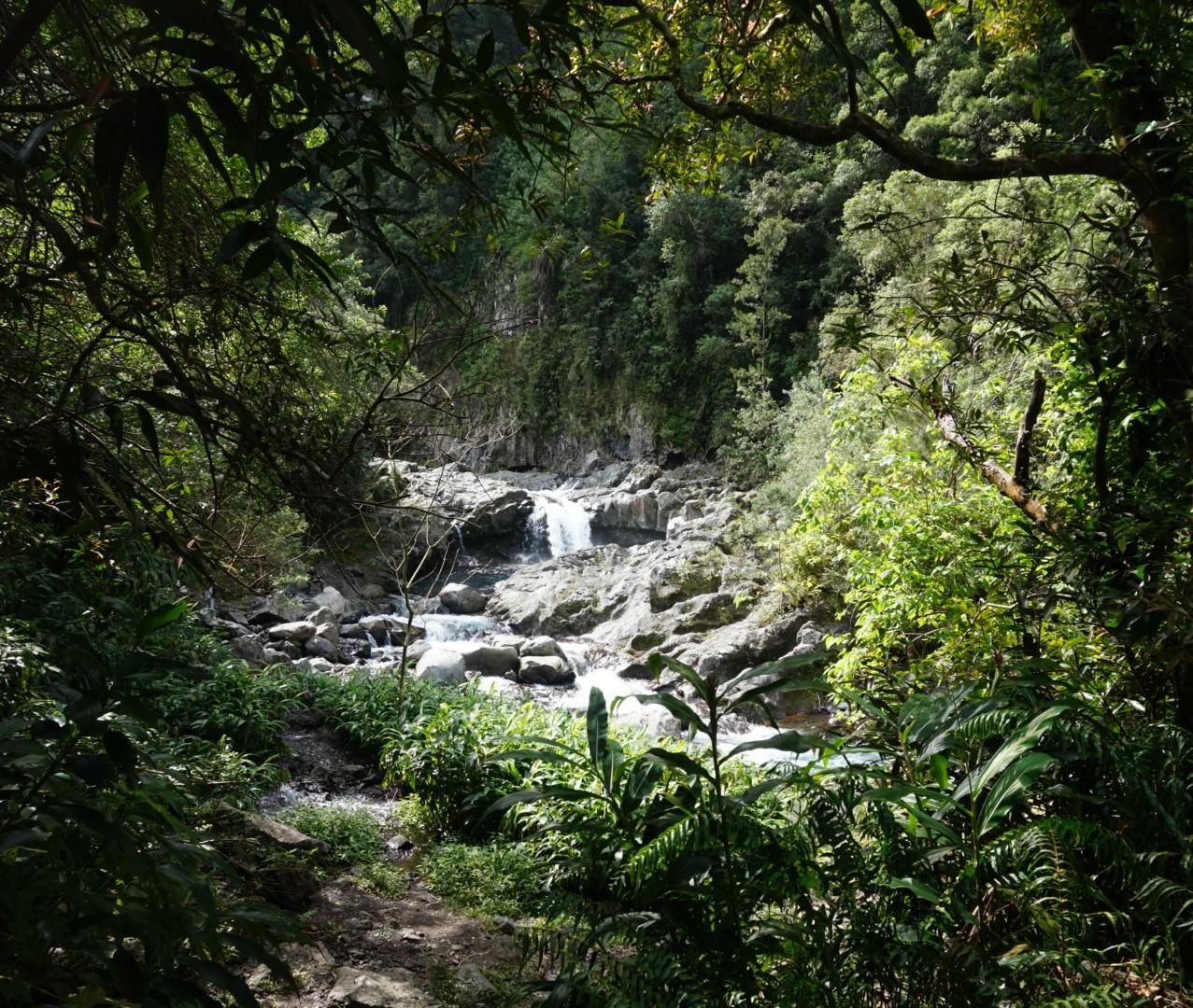 route de la cascade langevin