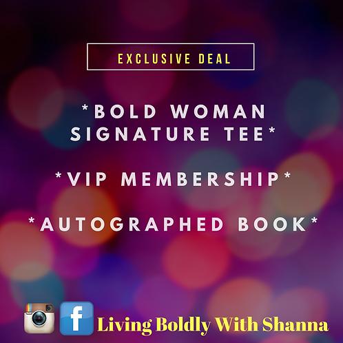 Bold Woman Super Deal