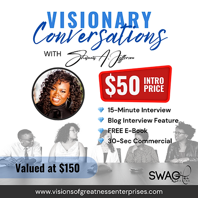Visionary Conversations_Shanna A. Jeffer