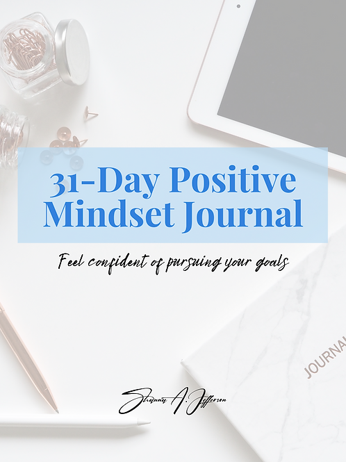 Positive Mindset Journal