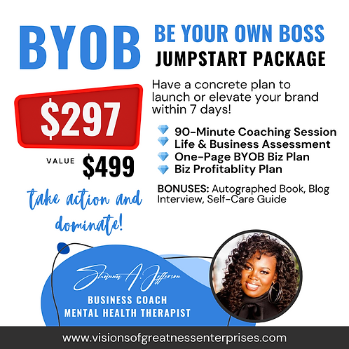 {BYOB} Jumpstart Package