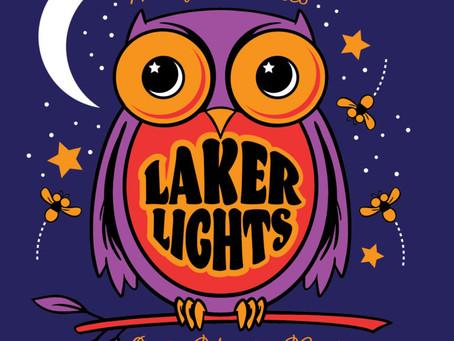 Laker Lights August 1st