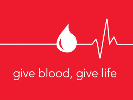 Red Cross Blood Drive March 26