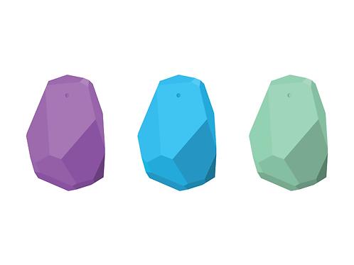 Proximity Beacon 3 Pack