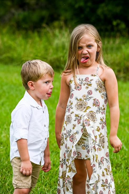 Fairfax VA Lifestyle Family Portraits