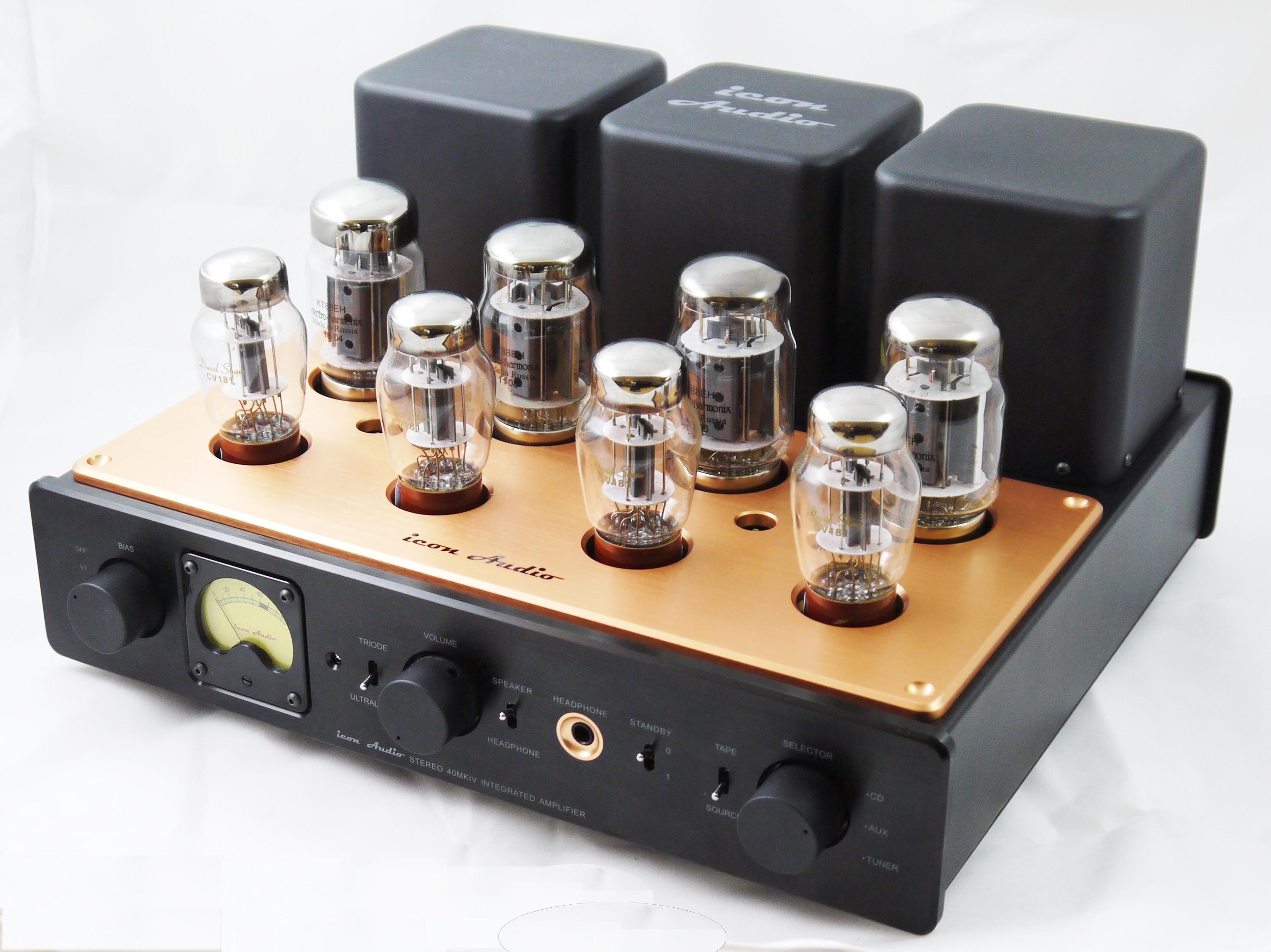 Icon Stereo 40 MKIV STD SHOWROOM DEMO