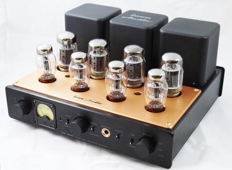 Audiophilia Icon Stereo 40 MKIV PLUS Review