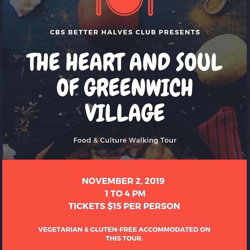 Heart & Soul of Greenwich Village: Food & Culture Walking Tour