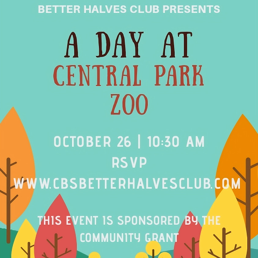 A Day At Central Park ZOO