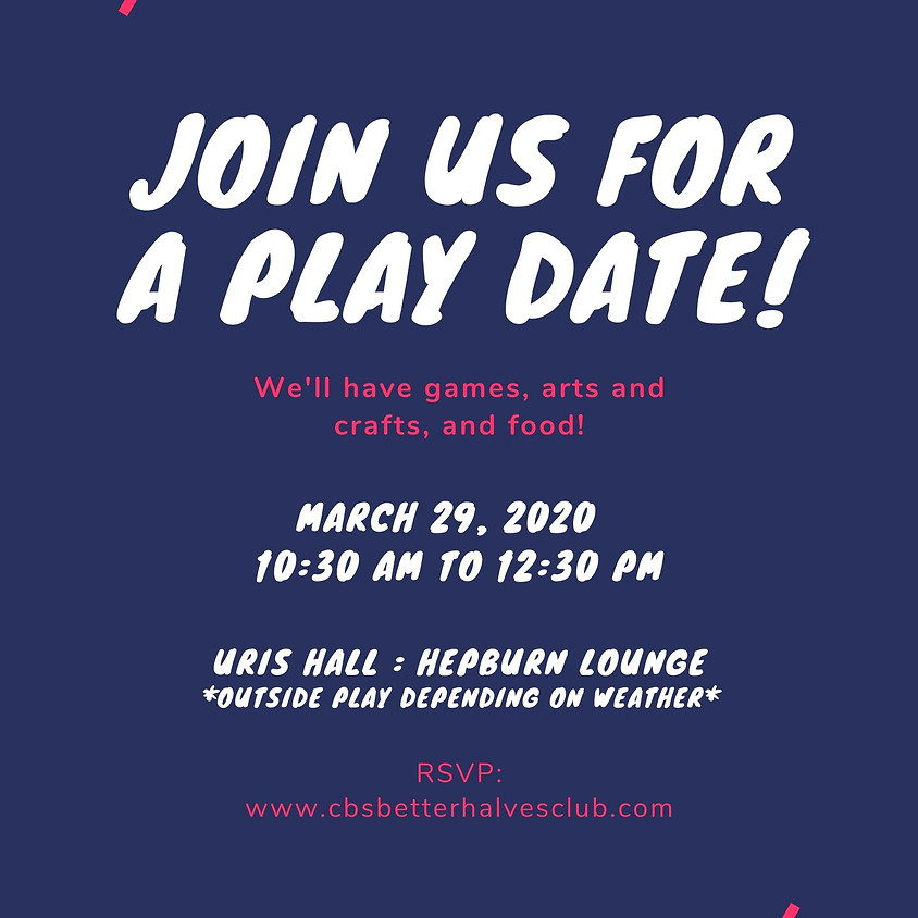 BHC: Play Date