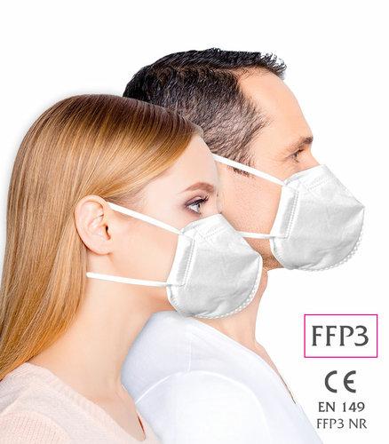 FFP3 Schutzmaske, 1 Stück