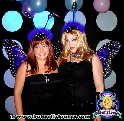 Bbw butterfly lounge