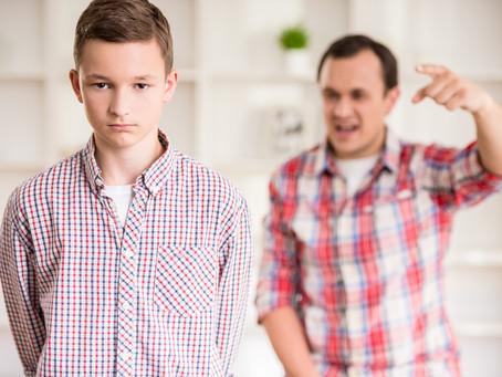 אתם כועסים על הילדים שלכם?