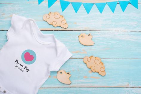לוגו מוצרי תינוקות