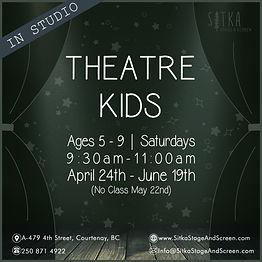 In Studio - 2. Sprouts - Theatre Kids.jp