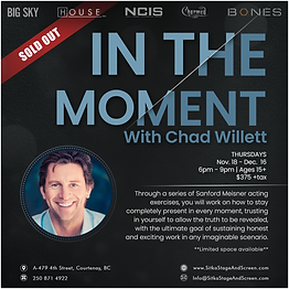 In The Moment with Chad Willett - SOLD OUT.png
