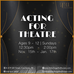 SM - 3. Saplings - Acting for Theatre.jp