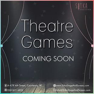 COMING SOON - 3. Saplings - Theatre Game