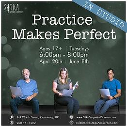 In Studio - 5. Sycamores - Practice make
