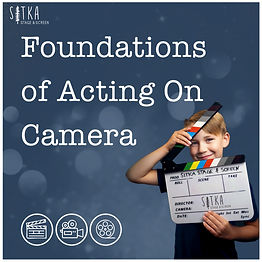 3. Saplings - Foundations of Acting on C