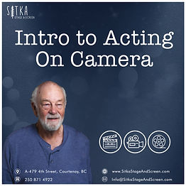5. Sycamores - Intro to Acting on Camera