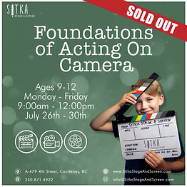 SOLD OUT - 3. Saplings - Foundations of