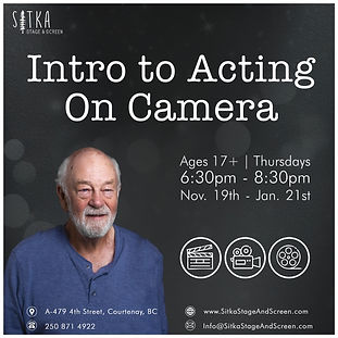 SM - 5. Sycamores - Intro to Acting on C