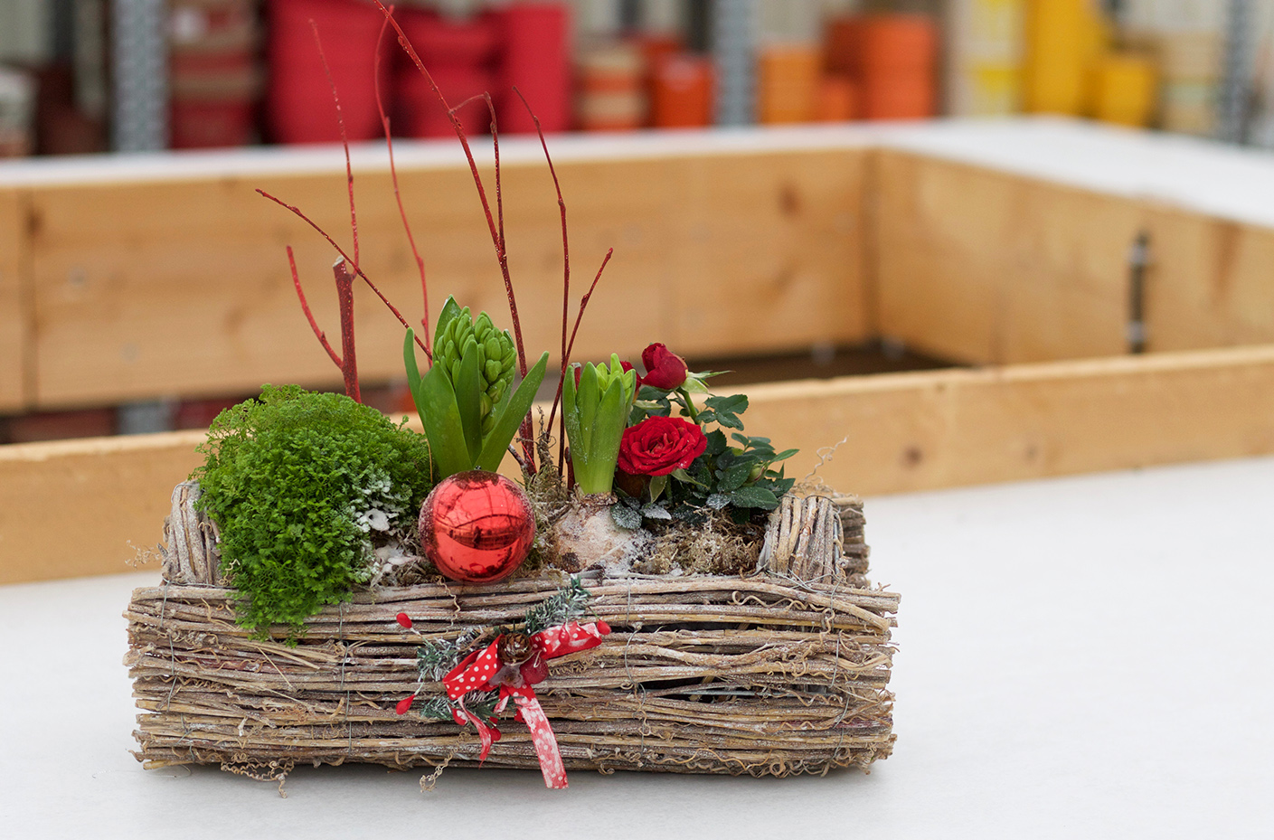 Maison Haas - Noël 2017