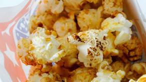 Pop corn caramélisé à la poêle