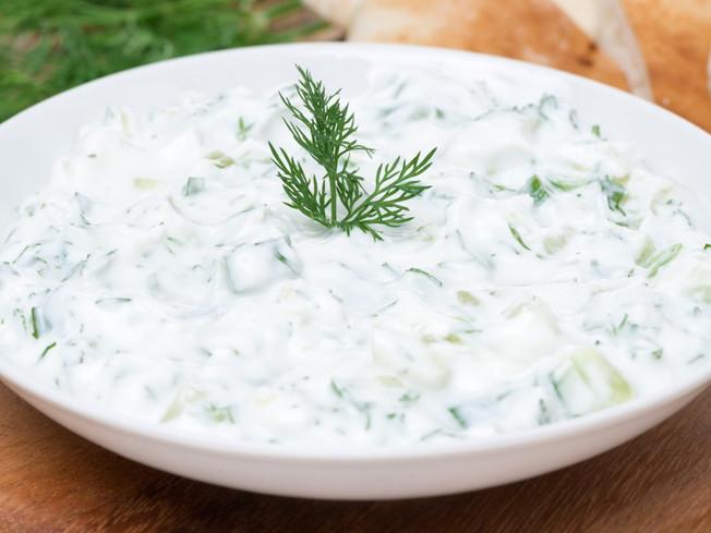 Tzatziki grec