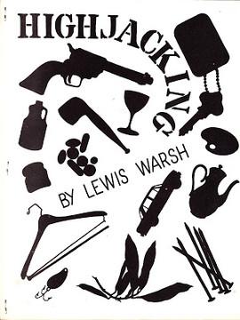 Highjacking by Lewis Warsh 1968.jpg